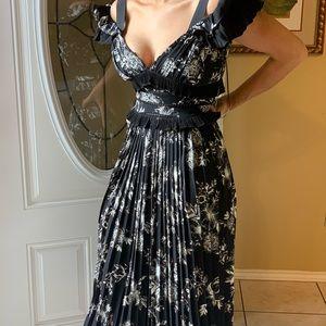 Gianni binni black Dani dress